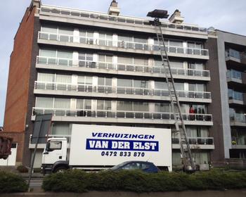 Verhuizingen Van Der Elst -  Liftservice