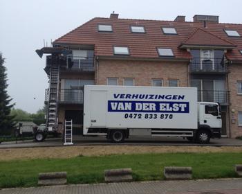 Verhuizingen Van Der Elst - Fotogalerij